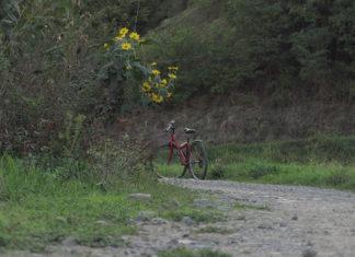 Błotniki rowerowe w walce z jesienną słotą