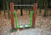 siłownie plenerowe to nie tylko trening, ale także świeże powietrze i bliskość przyrody