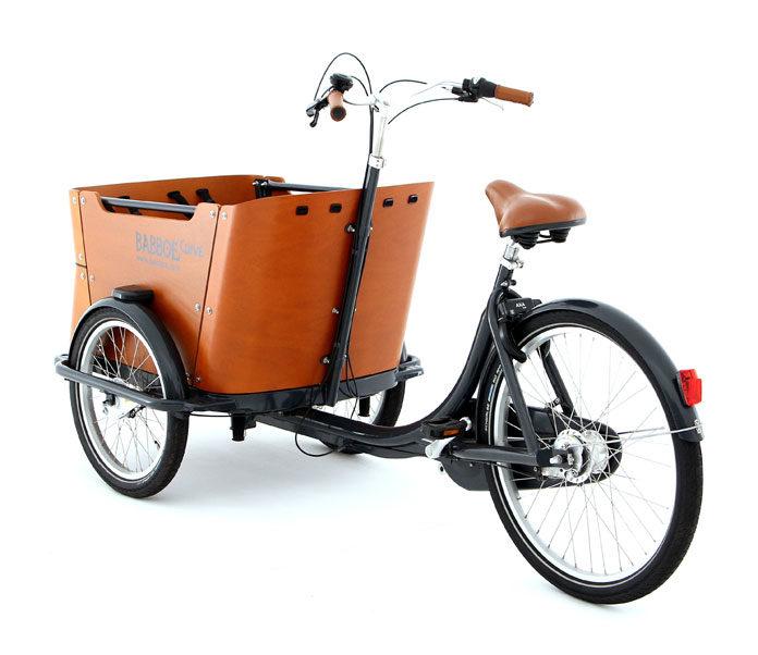 Czy znasz już stylowy i funkcjonalny rower towarowy od FOODBIKE?