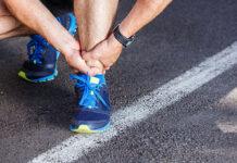 Bardzo skuteczna rehabilitacja skręconej kostki