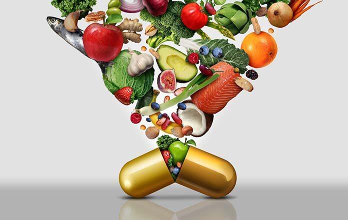 odżywki i suplementy