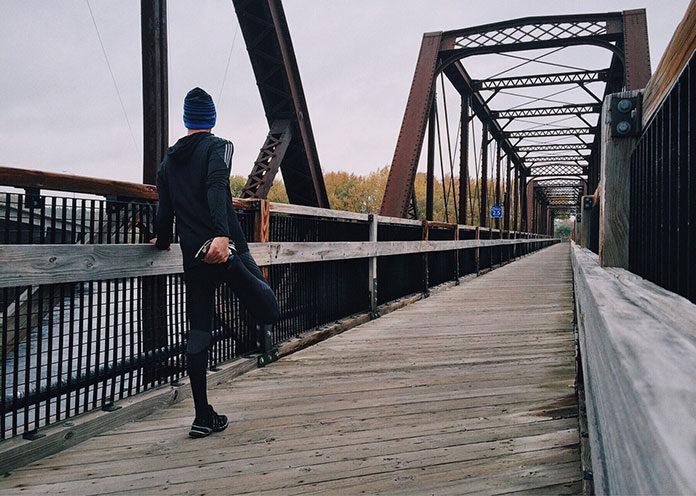 Odzież dla biegaczy